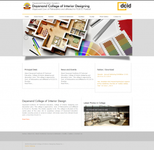 Dayanand College of Interior Designing   Interior Design College   College in Latur